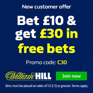 How to get free bets on william hill euro championship 2021 betting line